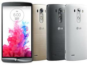 LG G3 32gb 4G LTE GPS WIFI Unlocked 8MP Camera 1GB RAM Smartphone - FULL KIT