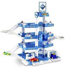 Wader Parkgarage Parkhaus Garage ARAL II, 4 Ebenen + Autos 46093 Spielzeuggarage