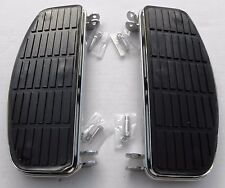 HARLEY ISO Footboard Floor boards Assembly fits ALL 1966-1984 FLH & FLT 50603-74