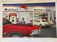 "New David Snyder  ""Olds Mobil"" 1969 1970 Oldsmobile 442 W-30 Hurst Cutlass Dave"
