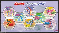 Curacao 2012  sports   m/s  mnh us