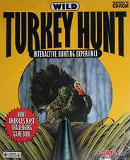 Wild Turkey Hunt (DVD, 1999) America's Most challenging Game Bird.