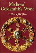Medieval Goldsmiths Byzantine Romanesque Gothic 71 Color Pix Europe Guilds Altar