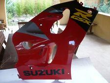 FLANC de CARENAGE DROIT SUZUKI GSXR 600 SRAD a partir de 1997