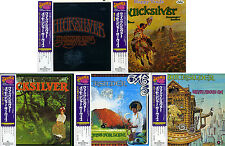 QUICKSILVER MESSENGER SERVICE Japan MINI LP 5 CD SET TOCP-67731-35