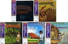 QUICKSILVER MESSENGER SERVICE Japan MINI LP 5 CD SET TOCP-67731-35