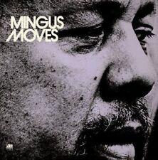 Mingus Moves 0081227959845 by Charles Mingus CD