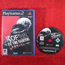 THE KING OF FIGHTERS 2002 - PlayStation 2 PS2 ~PAL~12+ Fighting Game