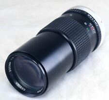 for CANON FD COSINA 200mm f/4 MC Lens Film SLR Mirrorless Camera Japan