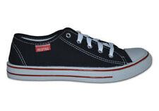 Chaussures décontractées noire pour homme, pointure 43,5