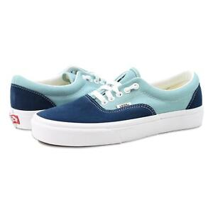 Vans Era Retro Sport Shoes Gilbraltar Sea Cameo Blue 6.5 New