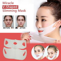 2019 NEW Miracle V-Shaped Slimming Mask (2 Pieces/Set)  4D Hydrogel Mask