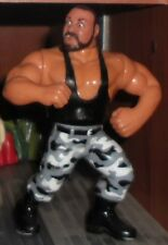 ACTION FIGURE WRESTLING WWF TAG TEAM 80 90-BUSHWACKERS LUKE butch,hart fondation