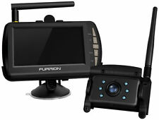 Furrion FOS48TA-BL RV Digital Wireless Observation System (Camera + Monitor)