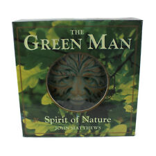 THE GREEN MAN Spirit of Nature | Wall Art | PLAQUE and BOOK Set | New In Box