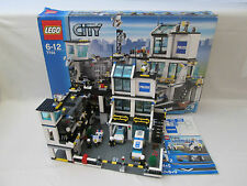 Lego Town City - 7744 Police Headquarters HQ