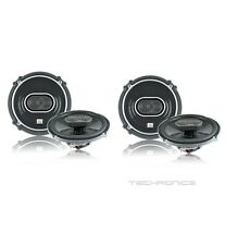 "2 X PAIR JBL GTO638 6.5"" 360W FULL RANGE CAR AUDIO STEREO SPEAKERS (4 SPEAKERS)"