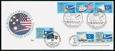MayfairStamps Marshall Islands 1990 Micronesia, Marshall Islands and United Stat