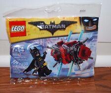 (NEW SEALED) BATMAN MINI LEGO FIGURE PHANTOM PLAYSET 30522 BUILDING BLOCKS TOY