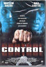 CONTROL - DVD (NUOVO SIGILLATO)