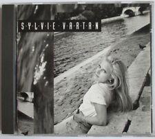 "SYLVIE VARTAN - RARE CD ""CONFIDANSES"" JAPON / JAPAN - BONUS TRACK - NO OBI"