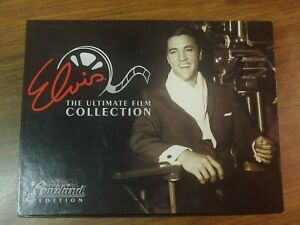 Elvis Presley The Ultimate Film Collection Graceland Edition - Pre-Owned