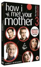 HOW I MET YOUR MOTHER -SEASON 3 - DVD - REGION 2 UK