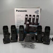 Panasonic Kx-Tg465Sk Dect 6.0 Bluetooth 5 Handset Phone Black