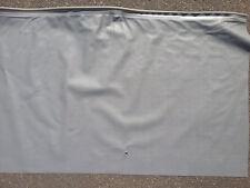 Windblende PVC, ca 68 cm hoch, Wohnwagenschürze, Schürze, Wohnwagen, Vorzelt