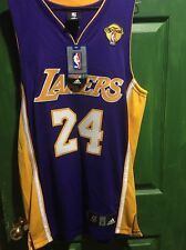 Adidas Lakers Kobe Bryant With The Final Patch Size 36