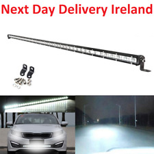 32inch LED Single Row Work Slim Light Bar Combo OFFROAD DRIVING LAMP Truck