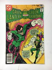 Green Lantern #102 F+ DC comic 1978