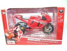 Ducati Desmodesici No. 33 M. Melandri Moto GP 2008