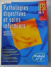 Pathologies digestives et soins infirmiers IFSI module N°7  /V10