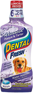 Petlab Co. Formula Dental Care Water Additive for Dogs   Dog Plaque Remover