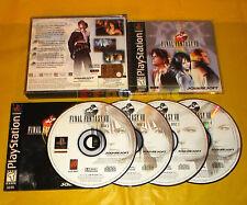FINAL FANTASY VIII 8 Ps1 Versione Americana NTSC 1ª Edizione ○○○○○ COMPLETO