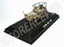 Sd.Kfz. 250D Rommel's Command Car - Germany 1942 - 1/72
