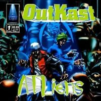 "OUTKAST ""ATLIENS"" CD NEUWARE"