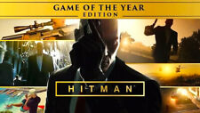 HITMAN Game of the Year Edition North America Steam PC Key