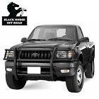 Black Horse 2001-2004 Toyota Tacoma Black Grille Brush Bumper Guard 17to23ma