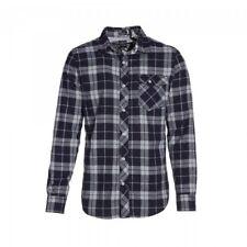 Bnwt Volcom Men's Flannibus LS Check Shirt - Size Medium (B56)