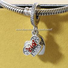 Authentic Pandora Disney Parks Minnie Mouse Mom Charm 7501057371562P