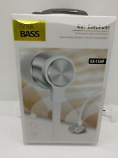 EX-15AP Earphone extra bass with mic