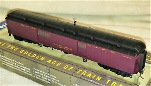 SOO LINE WALTHERS HEAVYWEIGHT ACF 70' BAGGAGE & EXPRESS CAR EXCELLENT COND.!