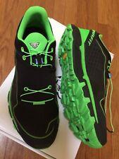 Dynafit Ultra Pro Trail Running Shoes Men's Us Size 11.5 Black Green Vibram