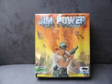 Jim Power Commodore Amiga OVP / boxed - sealed!