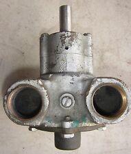 """# R71G Sherwood Onan Raw Water Engine Cooling Pump Rebuilt 1"""" Ports 5/8"""" Shaft"""