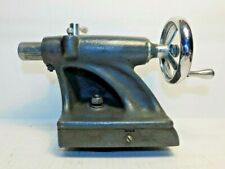 Vintage ATLAS 10F Metal Lathe TH42 Part - Tail Stock and Mount 2MT Morse Taper