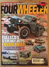 Four Wheeler Fullsize Freaky Jeeps Concepts Tow Tech Sept 2015 FREE SHIPPING!
