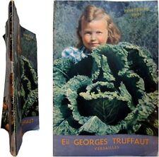 Catalogue Georges Truffaut 1941 Plantations printemps graines plantes potager
